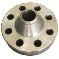 Buy cheap ASTM F321 Stainless Steel Flanges , WN Welding Neck Flanges 600# , 900# from wholesalers