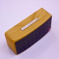 Buy cheap outdoor portable mini speaker bluetooth with fm USB TF card mobile phone computer speaker box promotional products from wholesalers