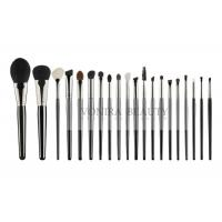 Buy cheap OEM Wholesale Premium Quality Makeup Brush Collection Set, Professional Fabulous Natural Hair Makeup Brush Kit from wholesalers