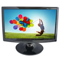 Buy cheap Slim Desktop Wide Screen PC LED Monitor 15.6 Inch With Multi Languages from wholesalers
