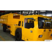 Buy cheap Orange / White / Yellow RS-3CT  Crew Transporter ( 16 Seats ) Underground Dump Truck product