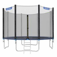 Buy cheap GS Certificat Circular Trampoline Net Ladder GS Certificate Safety Exciting Fun from wholesalers