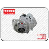 Buy cheap ISUZU NKR55 4JB1 8-94448959-3 8944489593 Starter Assembly Isuzu Truck Parts from wholesalers