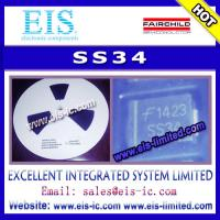 Buy cheap SS34 - FAIRCHILD - 3.0 Ampere Schottky Barrier Rectifiers from wholesalers