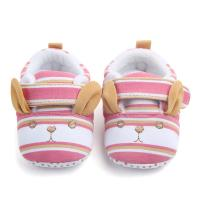 Buy cheap Cute cheap soft cotton cartoon shoes lovely infant animal baby boots from wholesalers