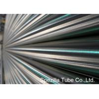 Buy cheap DIN 11850 Polished Stainless Steel Tubing Hygienic Pipe 28X1.5X6000 MM from wholesalers