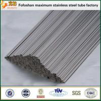 Buy cheap 304 Grade Factory Refrigeration Stainless Steel Capillary Tube from wholesalers