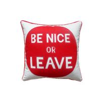 Buy cheap Home Letter Throw Pillows For Bedroom , Luxury Decorative Pillows from wholesalers