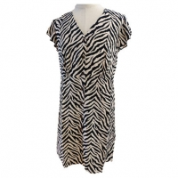 Buy cheap Animal Print Summer Plus Size Ladies Casual Wear from wholesalers