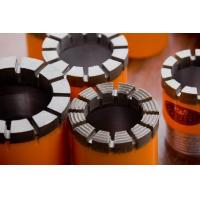 Buy cheap impregnated diamond core bit and reaming shell from wholesalers