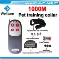Buy cheap 1000M 4in1 Dog Training Collar from wholesalers