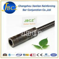 Buy cheap Cold Press Sleeve Rebar Mechanical Coupler Without Thread Of 16 - 40 MM from wholesalers