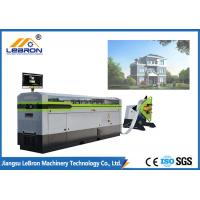 Buy cheap 14.5kW Total Power Steel Framing Machine High Accuracy For LGS Frame from wholesalers