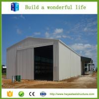Buy cheap Shelter warehouse factory steel structure drawing steel structure company from wholesalers