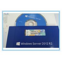 Buy cheap Microsoft Windows Server 2012 R2 Oem , Activation Online Windows Server 2012 Standard from wholesalers