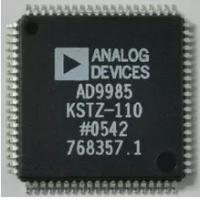 Buy cheap AD9985AKSTZ-110  IC INTERFACE 8BIT 110MSPS 80LQFP from wholesalers