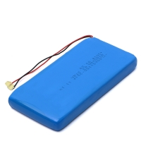 Buy cheap 65WH Li Polymer Rechargeable Battery from wholesalers