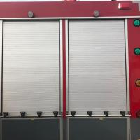 Buy cheap Fire Fighting Truck Roller Shutters Van Body Parts ISO 9001 Certification from wholesalers