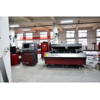 Buy cheap High Performance Sheet Metal Laser Cutting Machine , Stainless Steel Cutter Machines from wholesalers