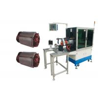 Buy cheap Stator Coil Inserting Machine Touchscreen PLC Controlled ≤70mm Tooling Travel from wholesalers