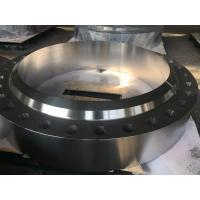 Buy cheap Compact Design Alloy Steel Forged Flange F321H F316L For Chemical Reactor from wholesalers