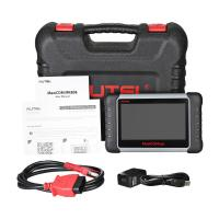 Buy cheap Autel MaxiCOM MK808 OBD2 Diagnostic Scan Tool with All System & Service Functions including Oil Reset, EPB, BMS, SAS, DP from wholesalers