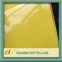 Buy cheap Shiny Surface Plain Design Pvc Shoe Leather Thickness From 0.6mm To 1.8mm from wholesalers