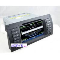 Buy cheap Multimedia 3G WiFi BMW Sat Nav DVD Car Stereo for BMW X5 E53 M5 E39 520 523 525 528 from wholesalers