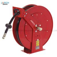 Buy cheap Air Water Retractable Cable Reel Twin Spring For Operating Hydraulic Cylinders from wholesalers