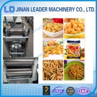 Buy cheap Easy operation machines for food processing Fried wheat flour snack from wholesalers