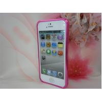 Buy cheap Aluminum Frame iPhone 5 Metal Case Easy Use Of The Camera And Flash from wholesalers
