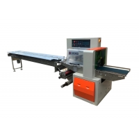 Buy cheap Rotary Pillow Leafy Vegetables Packing Machine PID Control from wholesalers