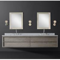 Buy cheap Foshan Hot Sell Bathroom Vanity DIY with Smart LED Light Mirror from wholesalers