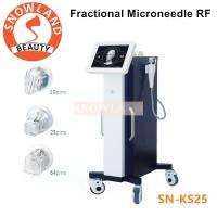 Buy cheap Stationary Microneedle RF Skin Care Machine / RF Fractional Micro Needle / RF Needle from wholesalers