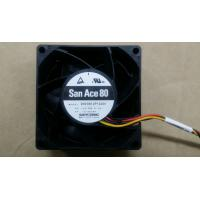 Buy cheap 12V 3.4A Square Motor Cooling Fan EP 101624P SAN ACE 80 9HV0812P1G001 from wholesalers