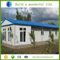 Buy cheap prefab house for worker camp , prefab temporary accommodation,prefab camping house from wholesalers