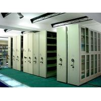 Buy cheap Metal Lockable Canton Office Mobile Storage Cabinets Shelving System product