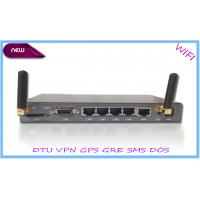 Buy cheap 4G/LTE-TDD Industrial Router with  TD-LTE, FDD -LTE, TD-SCDMA, WCDMA, EVDO, CDMA1X, GPRS/EDGE etc from wholesalers