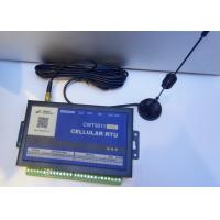 Buy cheap Wireless GSM RTU Controller SMS Alarm For Remote Control 33Hz 10 - Bit Precision product