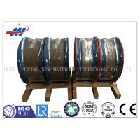 Buy cheap Non - Alloy Copper Coated Mig Wire Steel Rod For Radial Tire , OEM Service from wholesalers