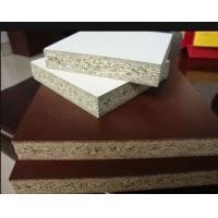 Buy cheap E0/E1/E2 grade 8mm/9mm/12mm/16mm/17mm/35mm/36mm plain/melamine particle board price manufacture with FSC/CARB P2/SGS from wholesalers