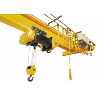 Buy cheap 2-20 m/min Electric Cable Hoist Low Headroom Durable Baked Enamel Paint Protection from wholesalers