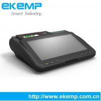 Buy cheap EKEMP P10 Tablet PC with Integrated Printer and Barcode Scanner from wholesalers