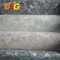 Buy cheap Waterproof Anti - Mildew Washed Finished Synthetic Leather Fabric Colorful With Much Designs product