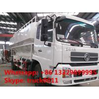 Buy cheap 4ton-8ton dongfeng farm-oriented feed delivery truck for sale, best price livestock and poutry feed trcuk for chicken from wholesalers