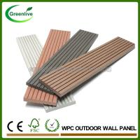 Buy cheap WPC Exterior Wall Panel from wholesalers