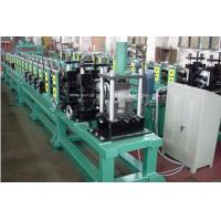 Buy cheap Hydraul Automatic Z Purlin Roll Forming Machine , Roof Panel Roll Forming Machine from wholesalers
