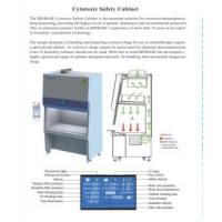 Buy cheap Cytotoxic Safety Cabinet from wholesalers