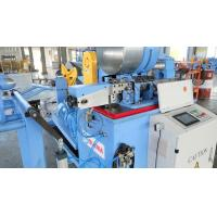 Buy cheap Spiral duct making machine duct manufacturing machine corrugated steel pipe making machine from wholesalers
