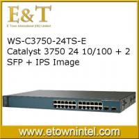 Buy cheap Ws-c3750g-12s-s Ws-c3750g-12s-e Ws-c3750x-24t-s from wholesalers